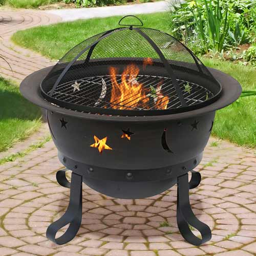 Wood Burning Fire Pits Quality Home Products